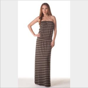 NWT Tori Richard Maxi Dress